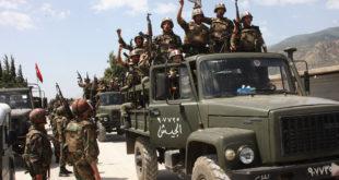 تجهيزات عسكرية لقوات نظام الأسد وحلفائها لاقتحام عدة مناطق في درعا