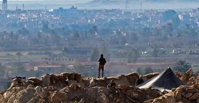 الشبكة السورية لحقوق الإنسان أكثر من 4000 مدني مختفٍ بمدينة الرقة منذ 2011