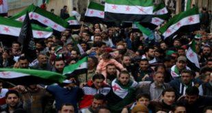 ثماني سنوات على الثورة السورية.... والثورة مستمرة حتى النصر